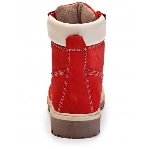 EXCAVATOR   Ботинки женские красные